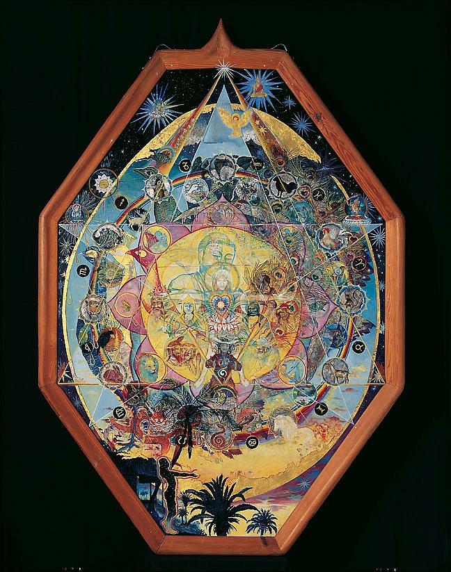 Mandala der Religionen