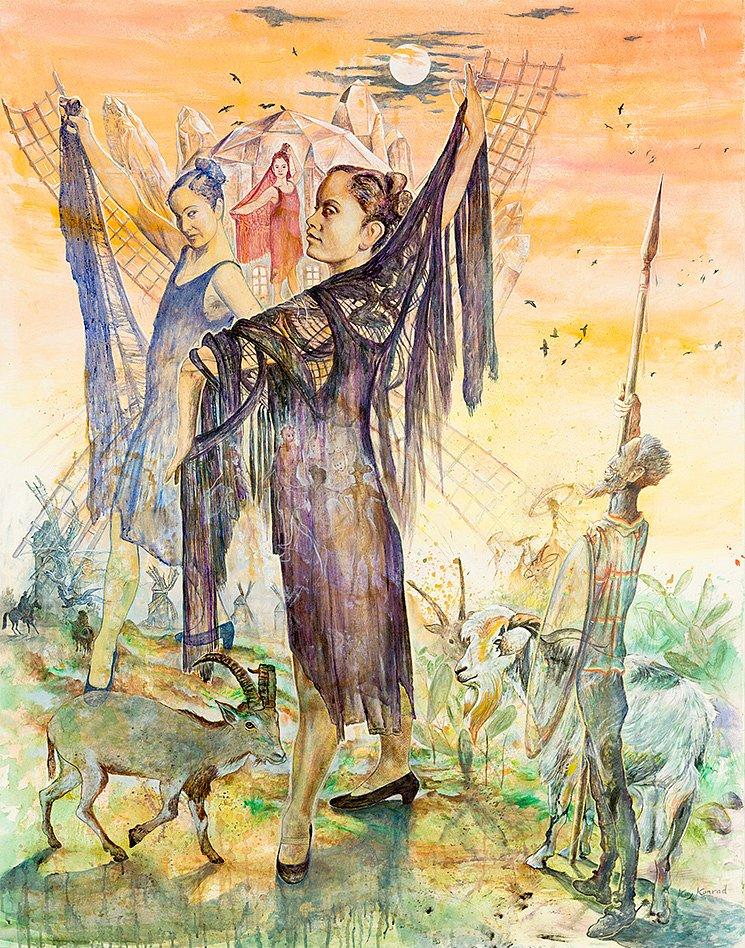 Don Quijotes Traum