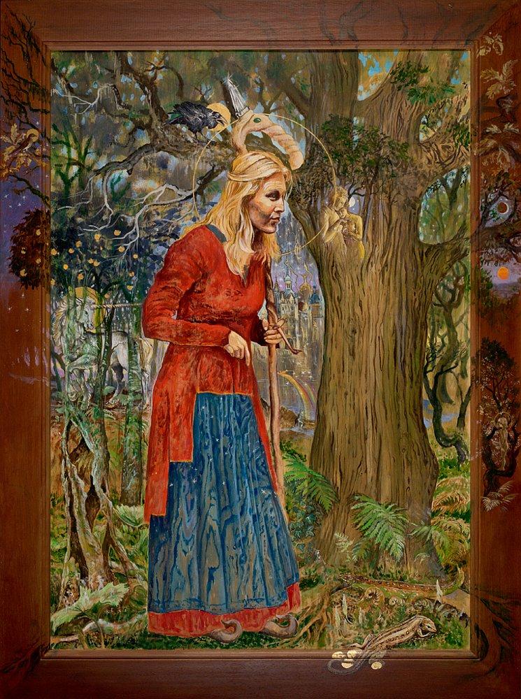 Die Märchenerzählerin