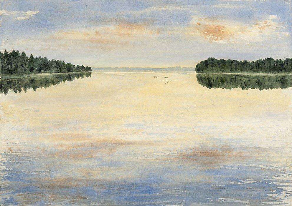 Seenplatte Mecklenburg